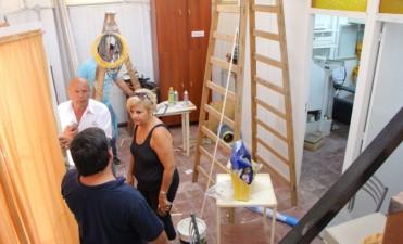 El Municipio continúa aportando para la reapertura del dispensario del Barrio FONAVI