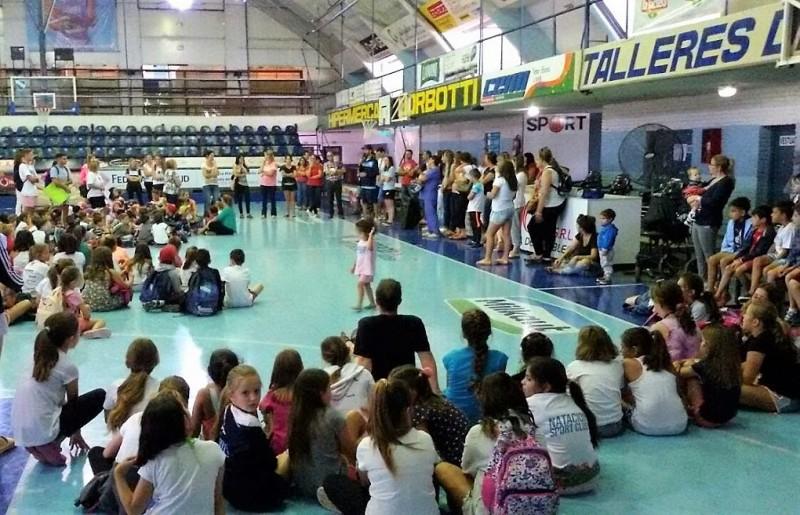 Comenzó la Colonia 2017/18 de Sport Club Cañadense
