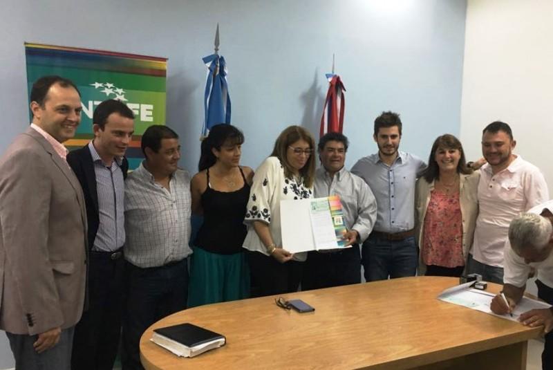 Educación: la provincia aportó 3,85 millones para obras en Cañada de Gómez y Totoras