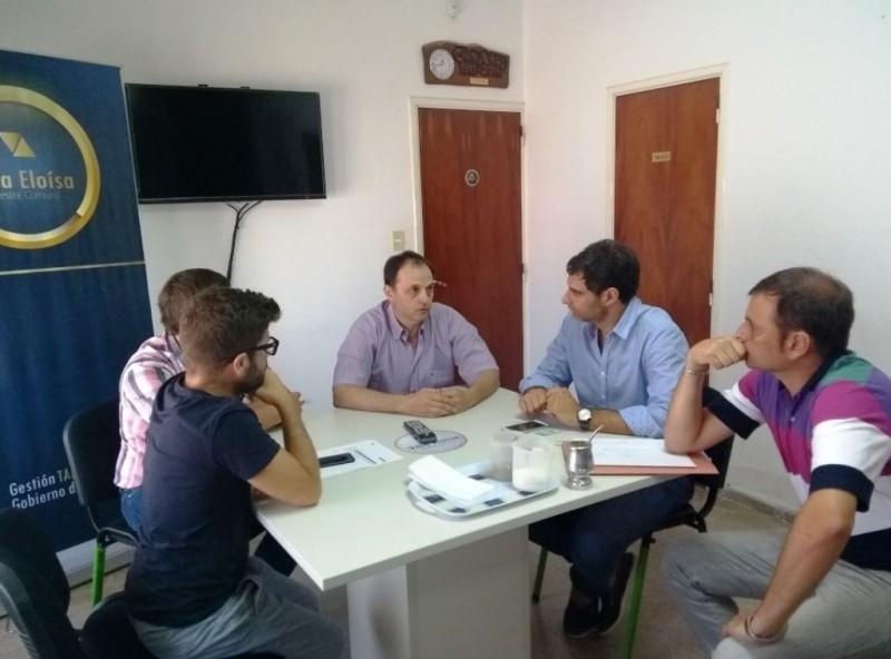 Aporte del programa Vínculos a la Comuna de Villa Eloísa