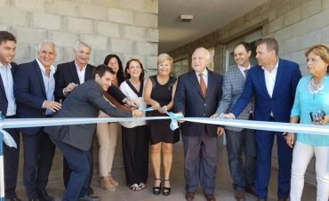 Clerici y Lifschitz inauguraron Centro Tecnológico del Mueble