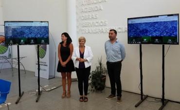 El Municipio lanzó nueva pagina web