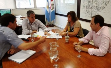 El Comité del Arroyo Totoras recibió 7,5 millones para continuar sus obras