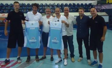 Sergio Hernández visitó Sport