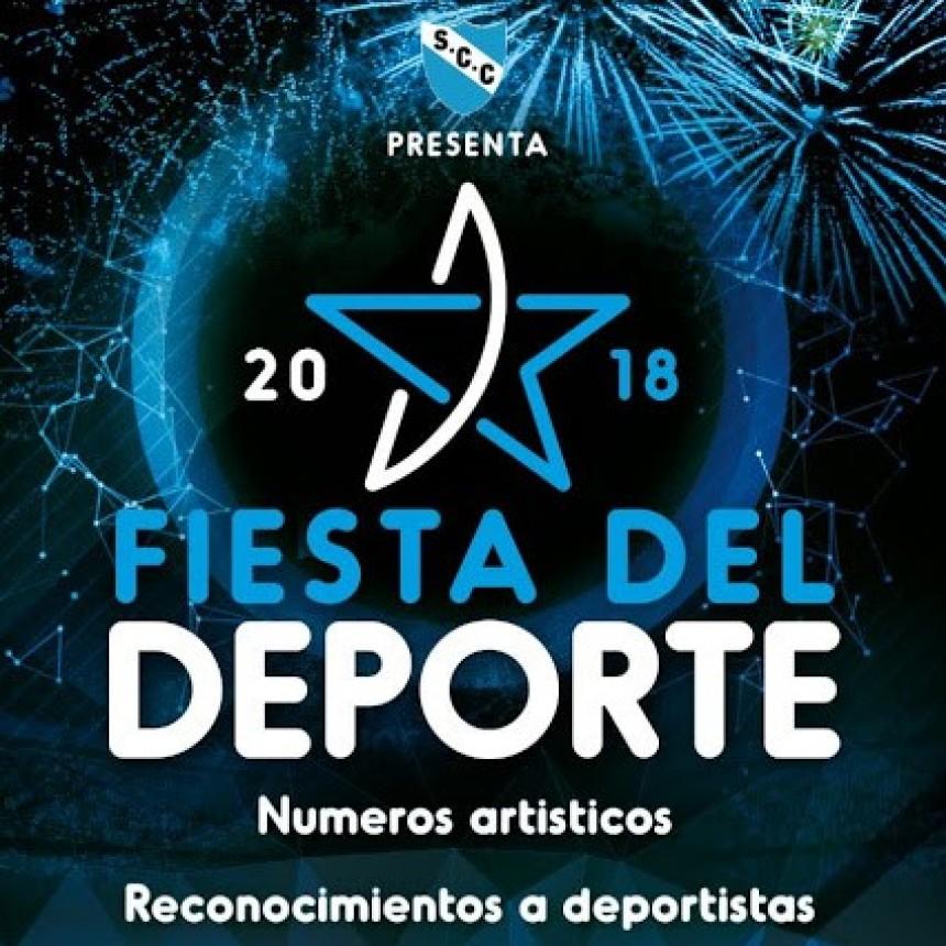 Se viene la Fiesta del Deporte en Sport