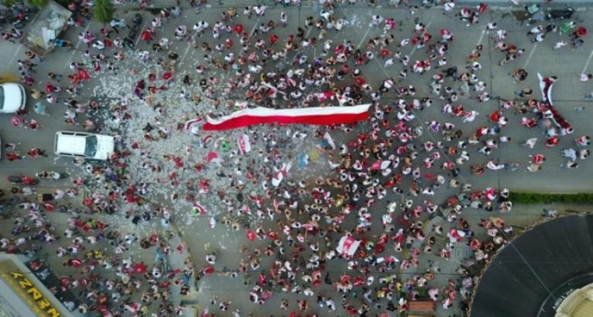 River se coronó campeón de la Copa Libertadores