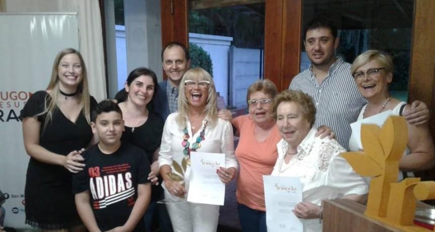 Premios Iriondo tuvo su cierre en Cañada de Gómez