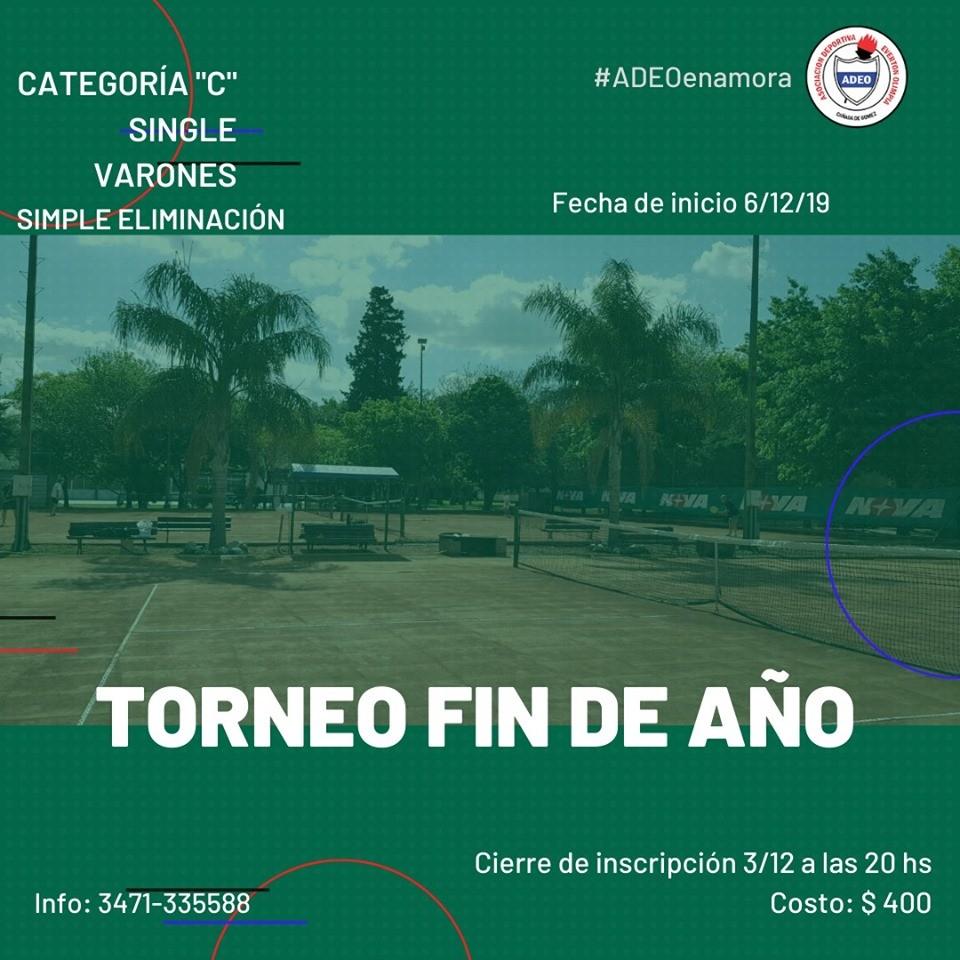 Torneo de Tenis en ADEO