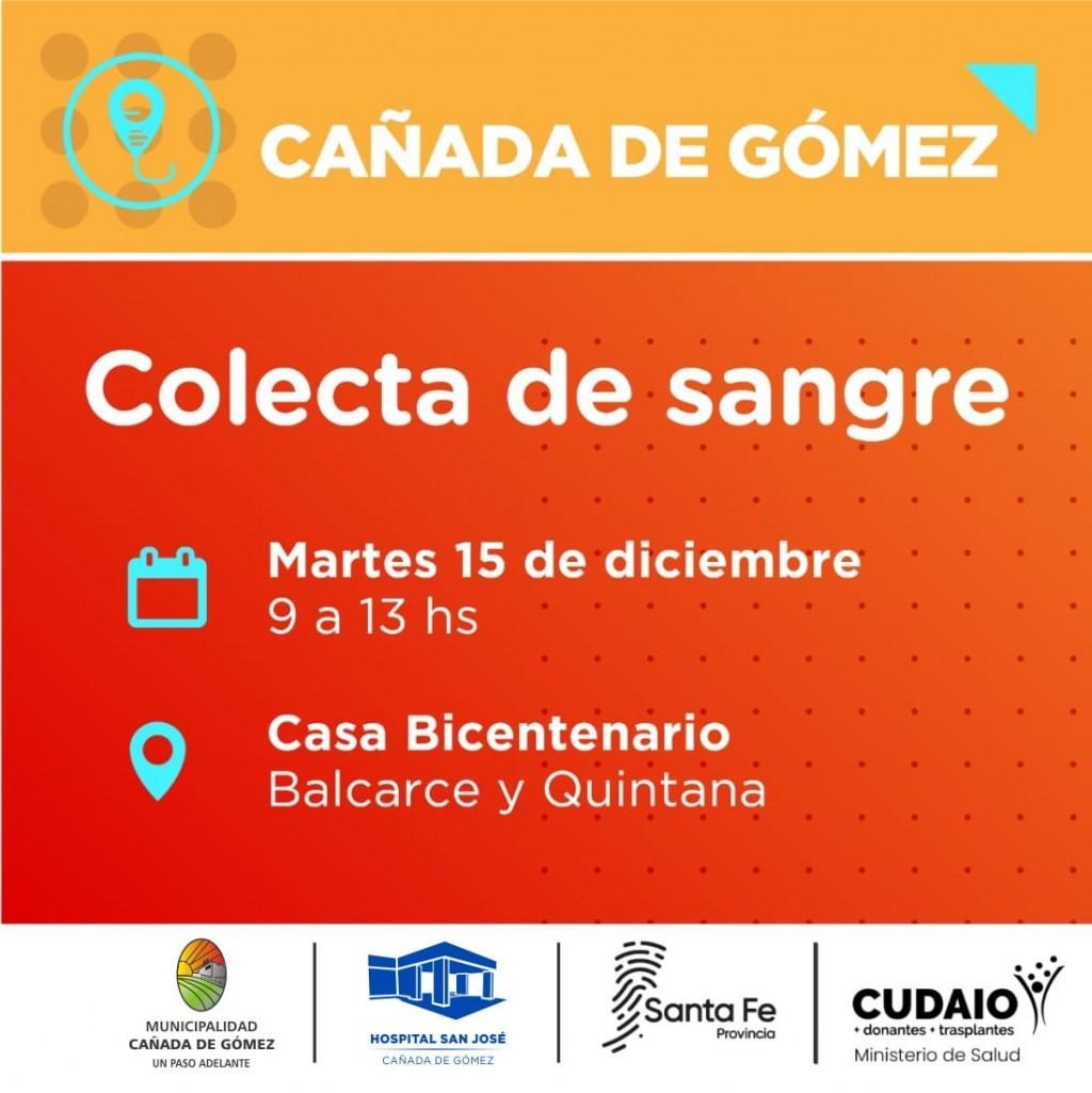 Hospital, Municipio y CUDAIO realizan Jornada de Colecta de Sangre